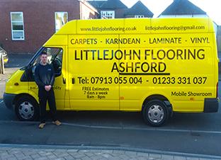 Carpet and flooring Ashford Kent